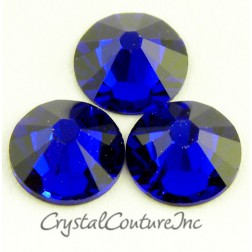 Swarovski 2058 Rhinestones Cobalt Blue 09ss Medium Tube